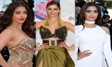 B-town divas Deepika, Sonam and Aishwarya to walk red carpet at Cannes Film Festival