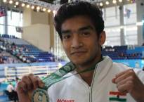 Asian Boxing Championships: Shiva Thapa, Sumit Sangwan, Amit Phangal reach semis, qualify for World Championships