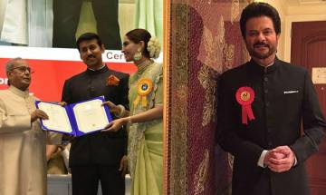 National Film Awards 2016: Father Anil Kapoor gets emotional on daughter Sonam's achievement, shares the 'proud' moment