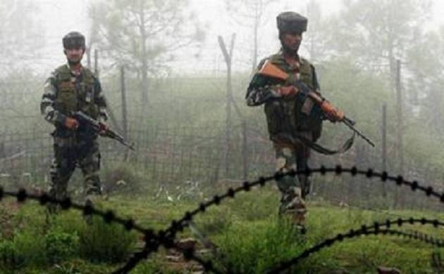 Blood trail shows body parts of jawans taken to other side: India