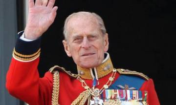 Prince Philip to step down from all public engagements from August