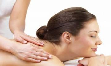 Giving a good massage to your partner may bring stability in relationship