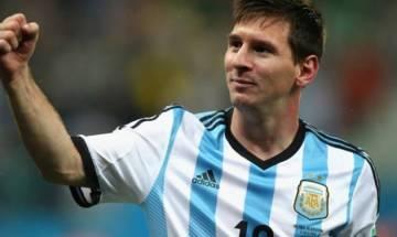 FIFA overturns Argentina captain Lionel Messi's four-game international ban