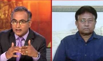 News Nation Exclusive | Ex Pak President Pervez Musharraf denies India's claims on mutilation of soldiers by BAT