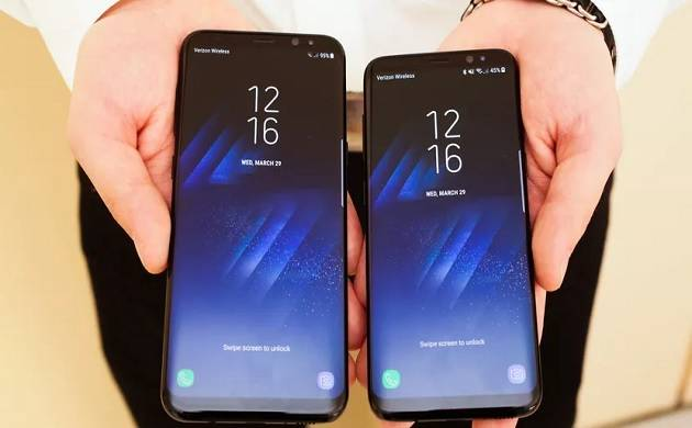 Samsung and Vodaphone Fiji launch Samsung S8 and S8 Plus