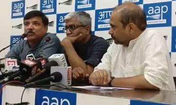 AAP crisis deepens: We have been hurt by Kapil Mishra's baseless allegations, says Manish Sisodia after PAC meet