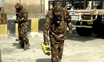 Tughlakabad gas leak: NDRF team rushes to spot after fresh complaints of odour