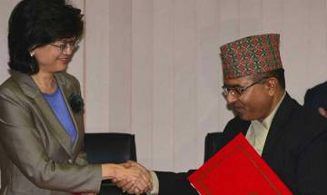 Nepal sign agreement on China's new 'Silk route' plan, One Belt One Road Initiative