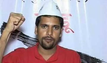 AAP MLA Sanjeev Jha again attempts hunger strike despite detention