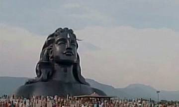 112-feet tall statue of Lord Shiva 'Adiyogi' enters Guinness World Records