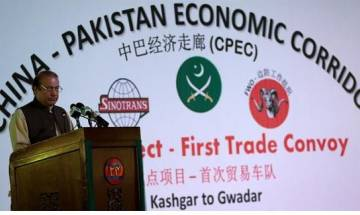 CPEC master plan revealed: China to make in-roads in Pakistani economy and culture like never before