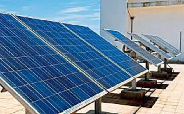 Solar Panel - File Photo