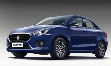 Maruti Suzuki Dzire launched: Check price and features and specifications