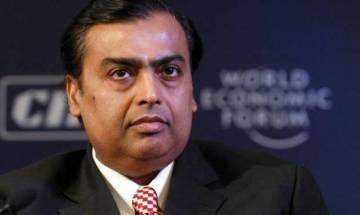 Forbes lists Mukesh Ambani among 'Global Game Changers'
