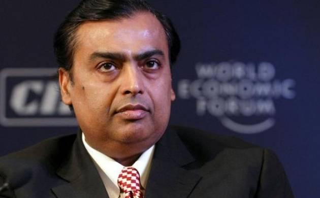 Reliance Industries Chairman Mukesh Ambani - File Photo