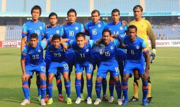 India to lock horns against Nepal in football friendly post Lebanon's pullout amid visa issues