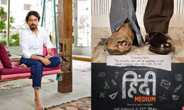 Irrfan Khan's 'Hindi Medium' declared tax-free in Maharashtra