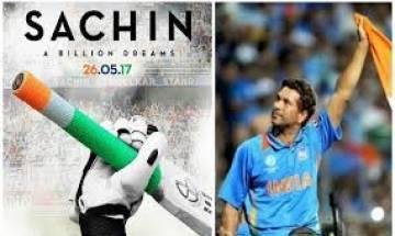 Sachin: A Billion Dreams | Batting Maestro meets PM Modi to discuss upcoming biopic