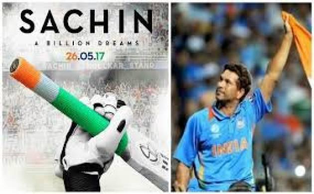 Sachin: A Billion Dreams - File Photo