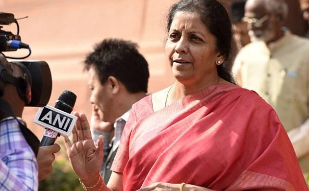 Commerce Minister Nirmala Sitharaman (File photo)