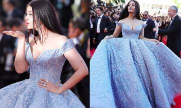 Cannes Film Festival 2017: Meet the real life 'Barbie Doll' Aishwarya Rai Bachchan walking red carpet of Cannes (see pics)