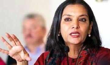 Triple talaq is inhumane, violates basic rights of every Muslim woman, says Shabana Azmi
