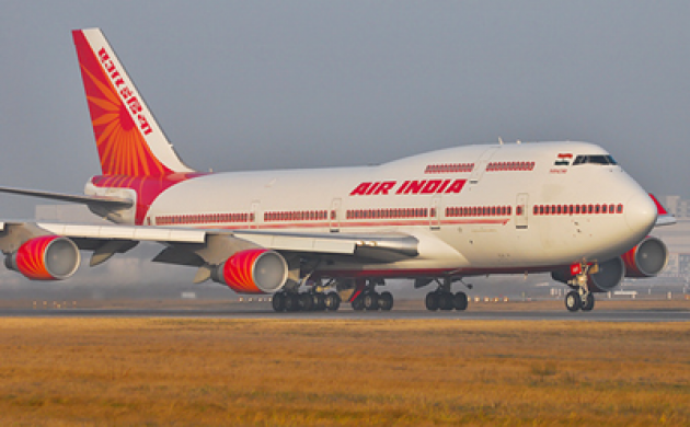 An Air India flight was returned to the Mumbai airport after one of its pilot detected smoke in the cockpit. (File Photo: PTI)