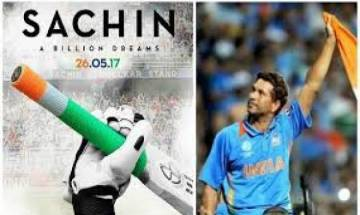 Sachin: A Billion Dreams | Tendulkar's biopic made tax-free in Odisha