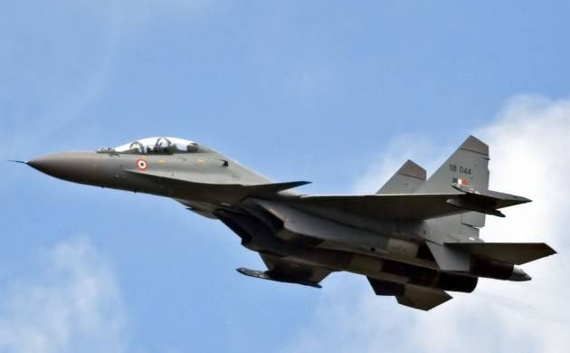 Indian Air Force Su-30 aircraft loses radio contact after take off in Tezpur; search operation on  (Representative Image: IAF pic)