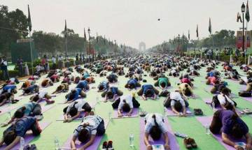 International Yoga Day: Govt plans to declare 100 yoga parks across country