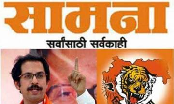 PM Modi only 'inaugurated, renamed' projects of UPA govt: Shiv Sena