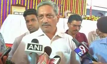 Buying, selling plastic bags to be fined in Goa: CM Manohar Parrikar