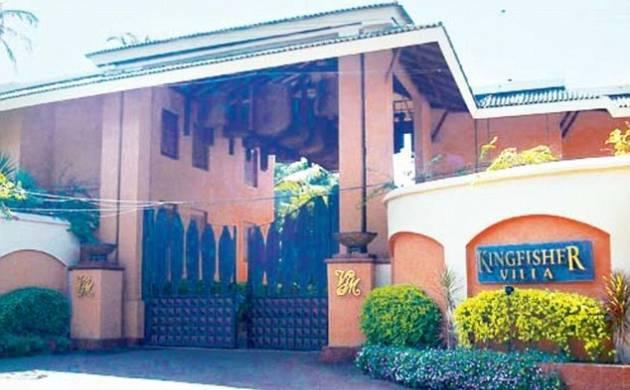 Kingfisher Villa - File Photo