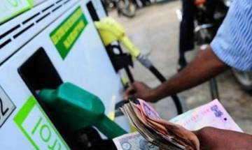 Petrol price hiked by Rs 1.23 per litre, diesel by Rs 0.89 per litre