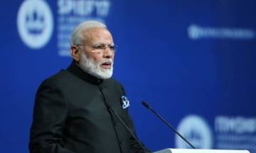 PM Modi at SPIEF-17 : 'Political will, political stability and clear vision has set the tone for transformative reforms'