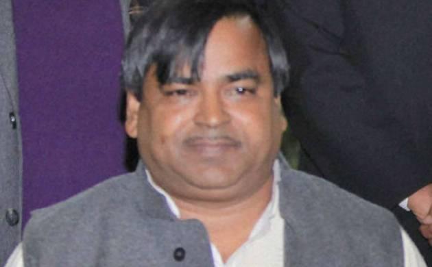Former minister and SP leader Gayatri Prajapati (file photo)