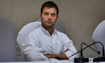 Rahul Gandhi accuses Modi government of mishandling Kashmir issue