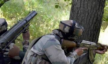 Nagaland: Encounter breaks out between terrorists and security forces; 3 militants gunned down, 1 jawan martyred