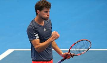 2017 French Open: Dominic Thiem upsets Novak Djokovic in quarters to secure maiden semifinal berth