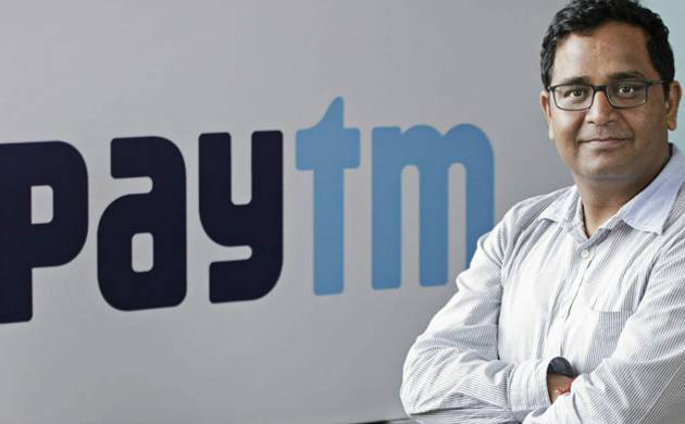 Paytm founder and Chief Executive Officer (CEO) Vijay Shekhar Sharma - File Photo