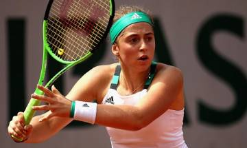 French Open | Women's Singles: Jelena Ostapenko beats Timea Bacsinszky in semis, becomes first ever Latvian to reach Grand Slam final