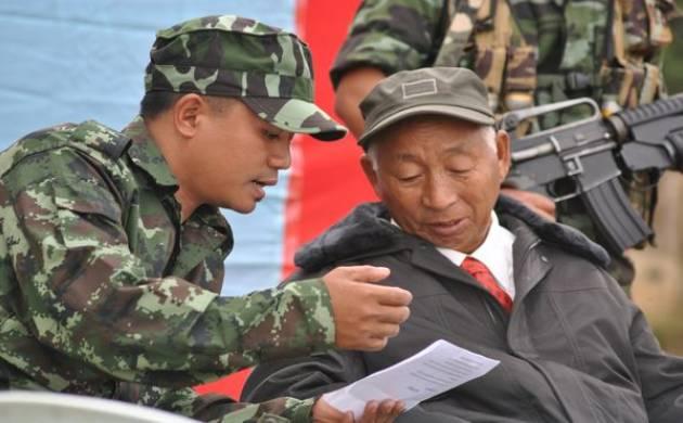 NSCN-K leader Khaplang passes away in Myanmar's Kachin