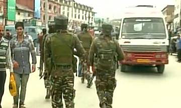 Jammu and Kashmir: Another infiltration bid foiled in Gurez Sector, one terrorist killed