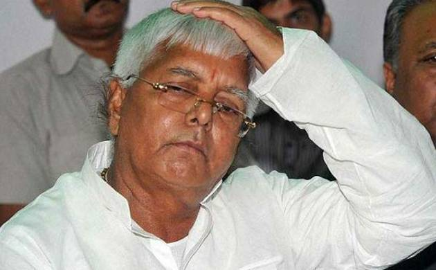 Lalu Prasad wishes for grand alliance at Centre on his birthday