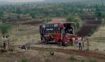 Maharashtra: Nine killed in road accident in Beed in early Sunday morning hours