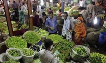 Retail inflation hits a low of 2.18% in May; Industrial production up by 3.1% in April against 6.5% in same month last year