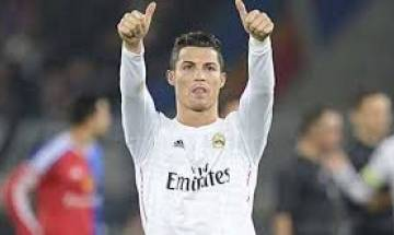 Real Madrid striker Cristiano Ronaldo accused of 14.7 mn euro tax evasion by Spanish authorities