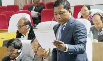 Meghalaya Assembly unanimously passes resolution opposing Centre's notification on cattle trade for slaughter