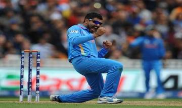 Ravindra Jadeja becomes highest wicket-taker for India at ICC Champions Trophy, surpasses Zaheer Khan
