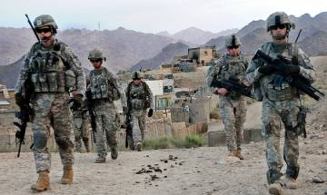 Afghan soldier opens fire on US troops, 3 wounded: Official
